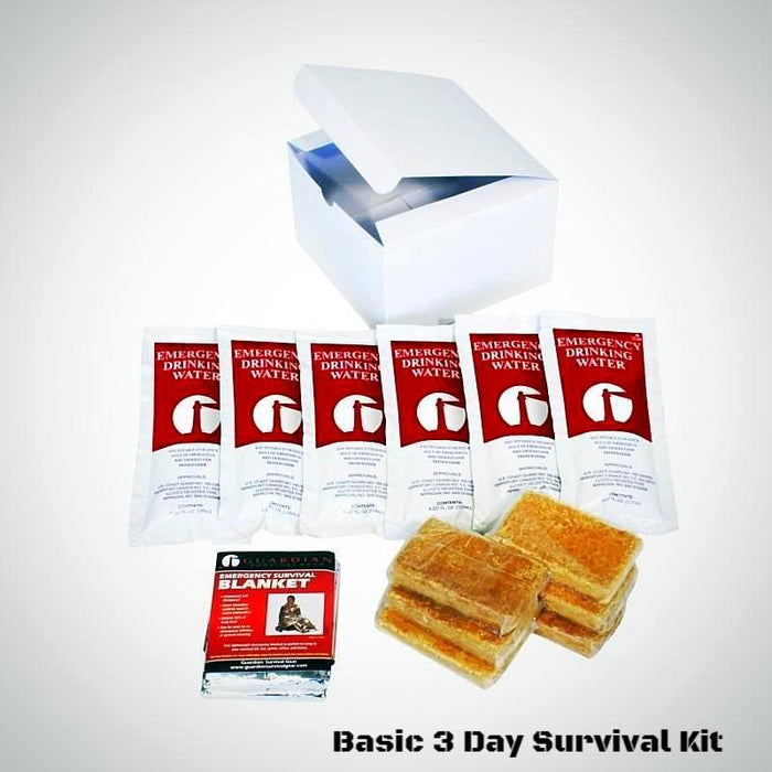 3 Day Box Survival Kit