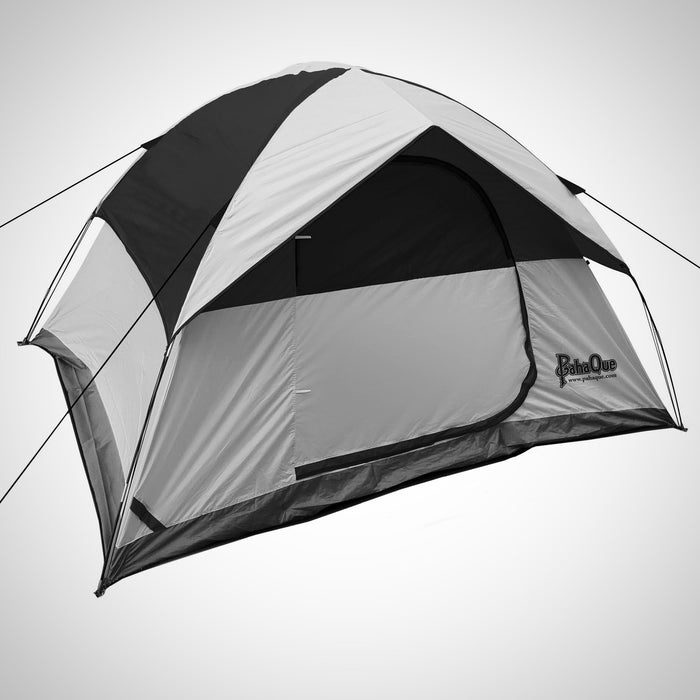 PahaQue Rendezvous Dome Tent Grey/Blk 4p