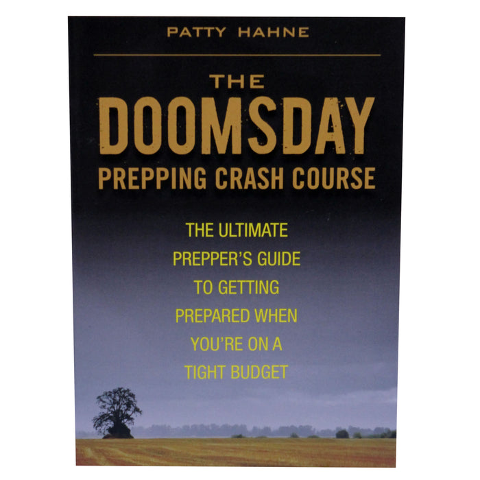 Proforce Equipment Books Doomsday Prepping Crash Course