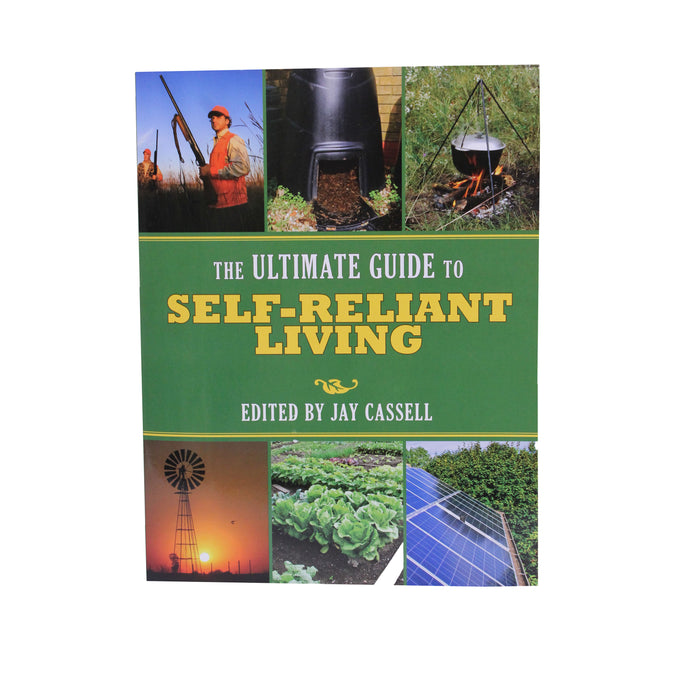 Proforce Equipment Books Ultimate Guide To Self Reliant Living