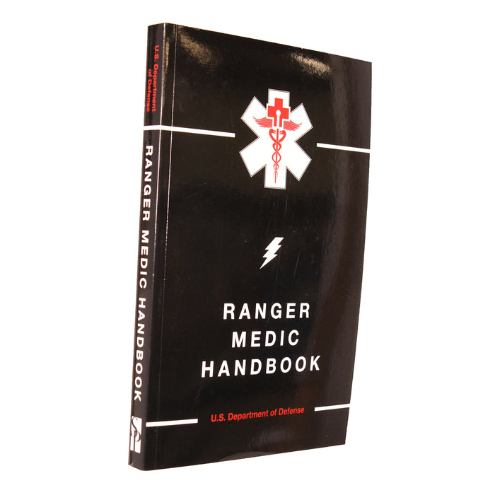 Proforce Equipment Books Ranger Medic