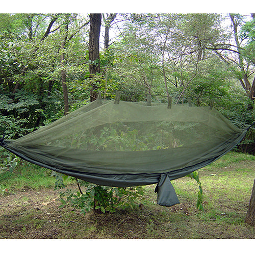 Proforce Equipment Hammock Snugpak Jungle with Mosquito Net, Olive