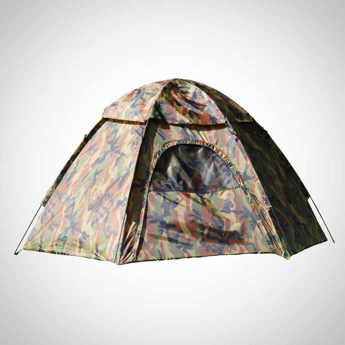 Tex Sport Tent, Camouflage Hexagon Dome