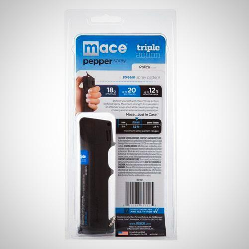 Mace® Police Model - Tear Gas with UV Dye