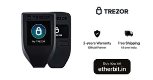 How to buy a Trezor One/Model T in India?