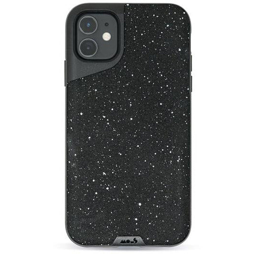 Mous Contour Speckled Leather Case for iPhone 11