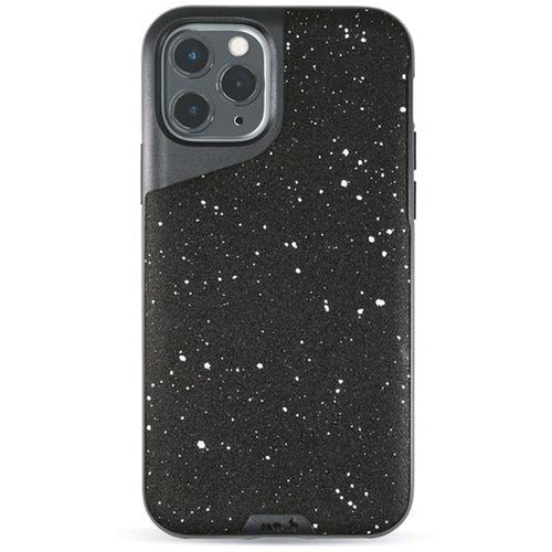 Mous Contour Speckled Leather Case for iPhone 11 Pro