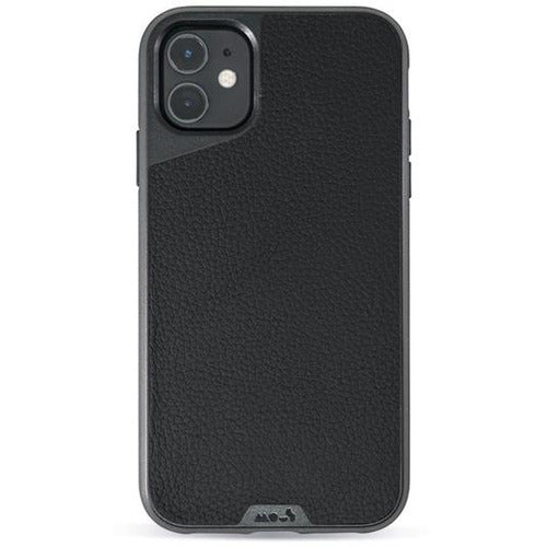 Mous Limitless 3.0 Black Leather Case for iPhone 11