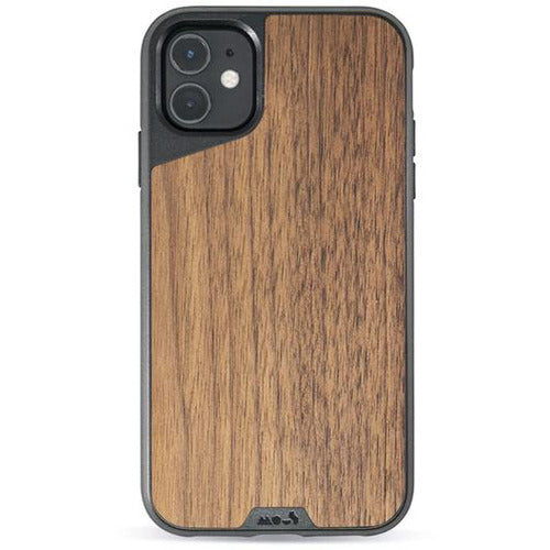 Mous Limitless 3.0 Walnut Case for iPhone 11