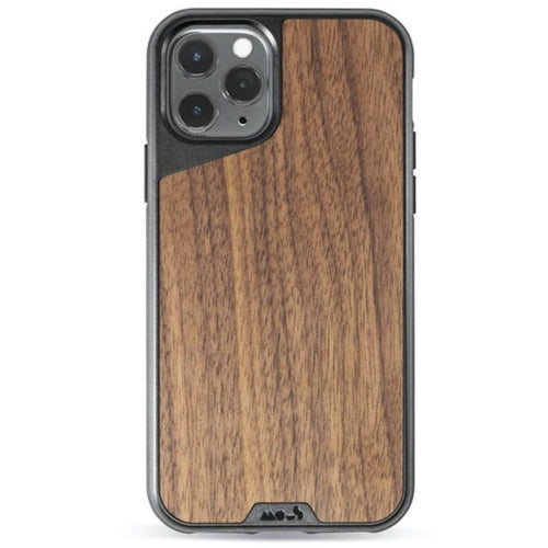 Mous Limitless 3.0 Walnut Case for iPhone 11 Pro