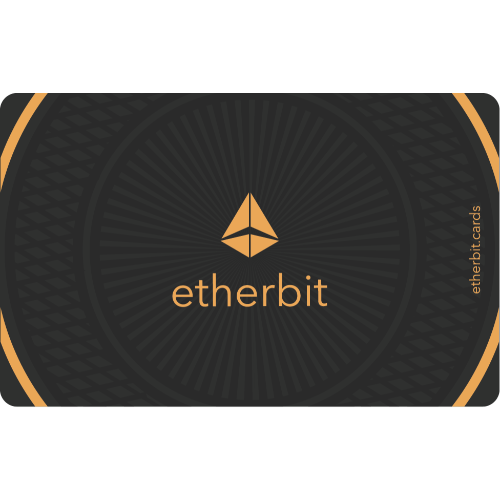Etherbit Card Ethereum & ERC-20 Cold Wallet