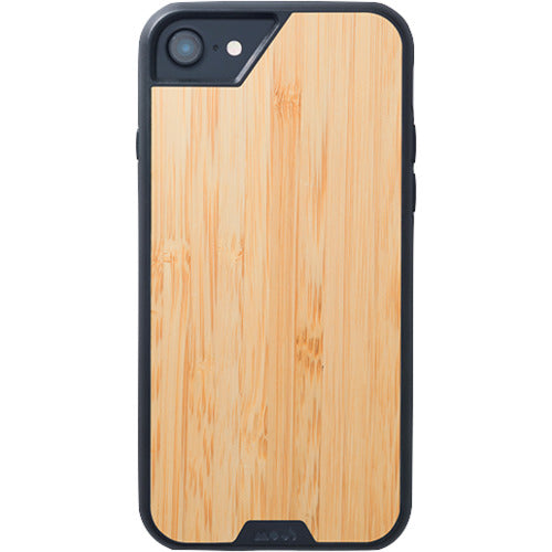 Mous Limitless 2.0 Real Bamboo Case for iPhone 8