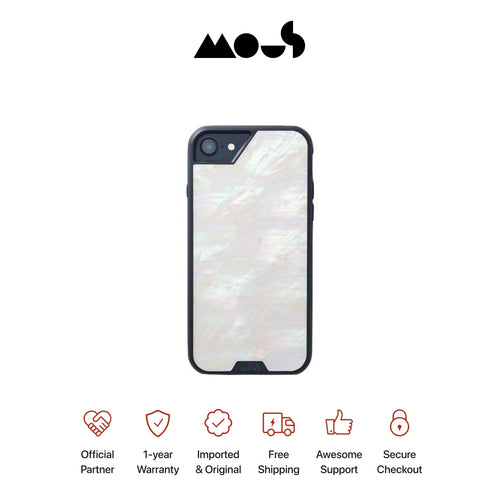 Buy Mous Limitless 2.0 Real Shell Case for iPhone 6/6s Mobile Case in India on Etherbit.in