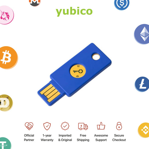 Buy Yubico Security Key NFC Security Key in India on Etherbit.in