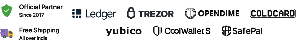 Etherbit: Authorised reseller of Ledger & Trezor