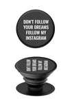 Follow My Instagram Phone Socket - Accessories - The Valley Boutique - Canada Online Shopping