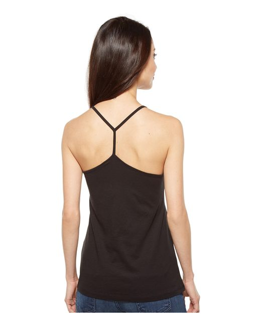 Dallas Strappy Tank- Black - Shirts - The Valley Boutique - Canada Online Shopping