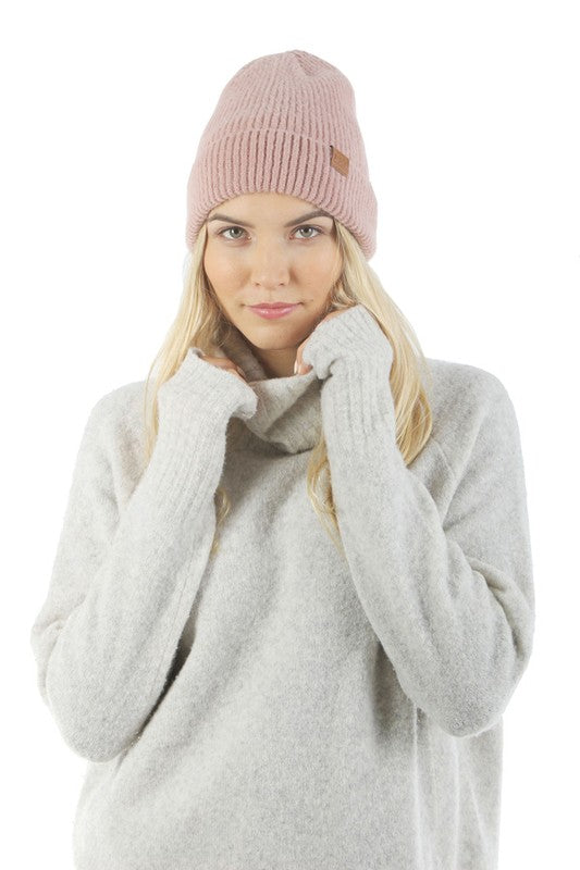 Edan Basic Beanie - Accessories - The Valley Boutique - Canada Online Shopping