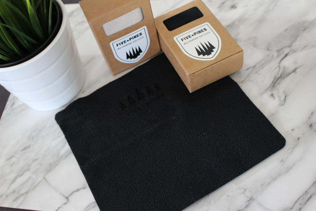 Five + Pines Eco Makeup Removal Cloths - Accessories - The Valley Boutique - Canada Online Shopping