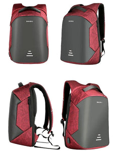MOCHILA ANTI-FURTO NOTEBOOK 15.6