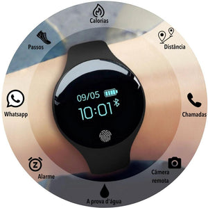 SMART WATCH SANDA - Relógio inteligente