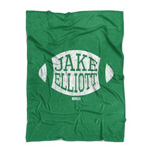 Jake Elliott Fleece Blanket | 500 LEVEL