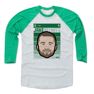 Jake Elliott Men's Baseball T-Shirt | 500 LEVEL