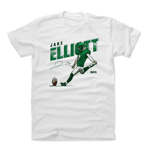 Jake Elliott Men's Cotton T-Shirt | 500 LEVEL