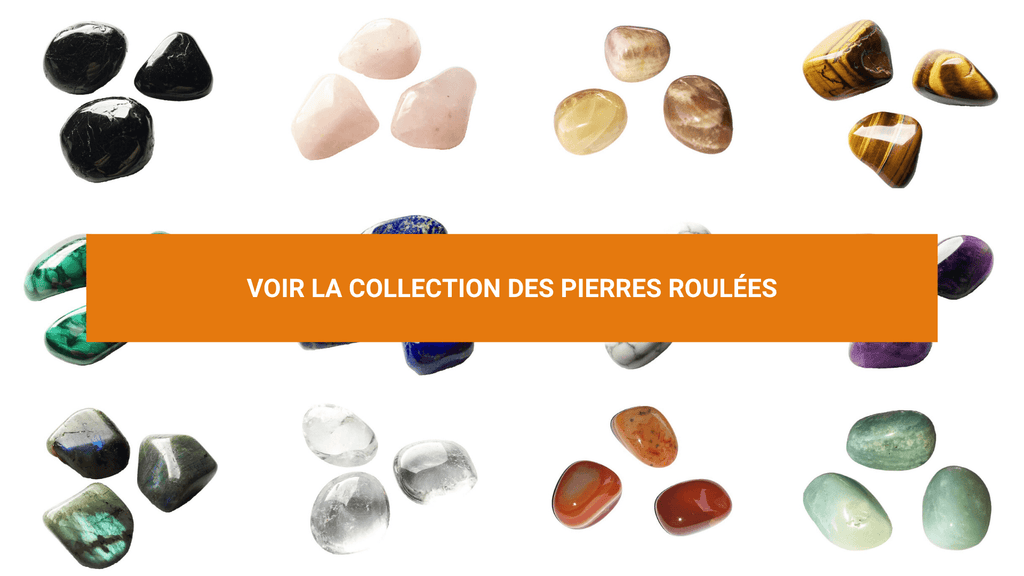 Collection Pierres roulées Feelgood-art