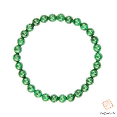 "Bracelet ""Chance"" Malachite - Feelgood-art"
