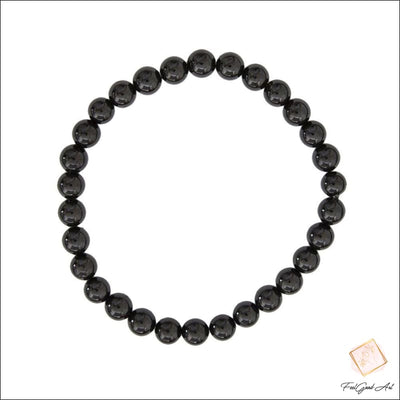 Bracelet Smoking Agate noire - Feelgood-art