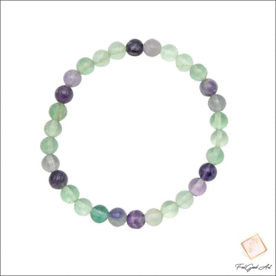 Bracelets Pierres Naturelles <br> Fluorine Fluorite- Feelgood-art FeelGood-Art