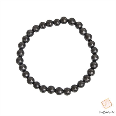 "Bracelet ""Bouclier"" Shungite - Feelgood-art"