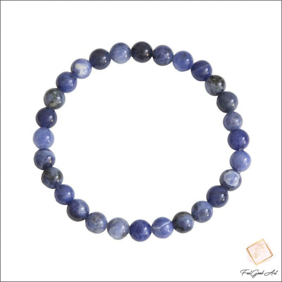 "Bracelet ""Humilité"" Sodalite - Feelgood-art"