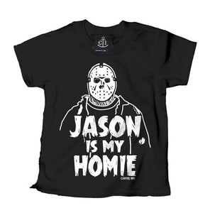 "Kids ""Jason Is My Homie"" Tee"