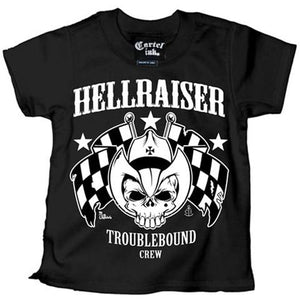 "Kid's ""Hellraiser Troublebound"" Tee"