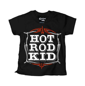 "Kid's ""Hot Rod Kid"" Tee"