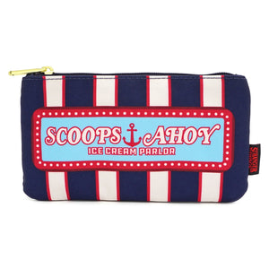 STRANGER THINGS SCOOPS AHOY NYLON POUCH