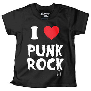 "Kid's ""I Love Punk Rock"""