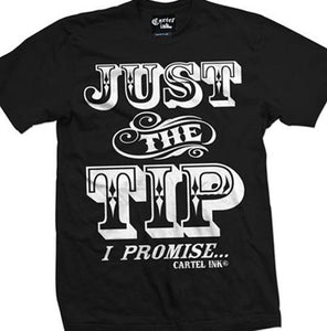 "Women's ""Just The Tip"" Tee"