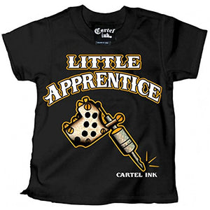 "Kid's ""Little Apprentice"" Tee"