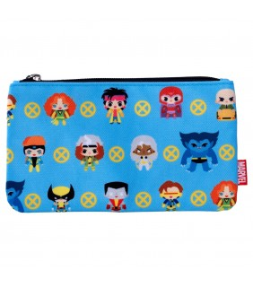 Marvel X-Men Chibi Print Coin/Cosmetic Bag