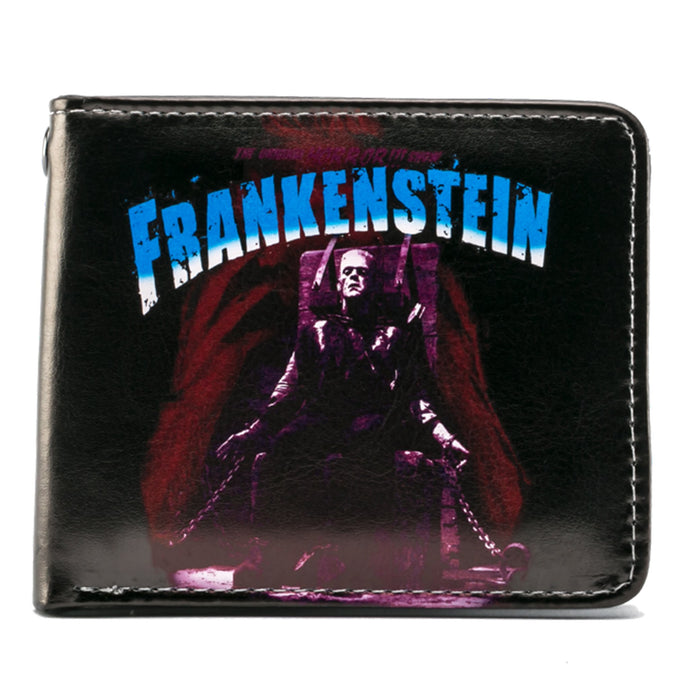 PURPLE FRANKENSTEIN WALLET