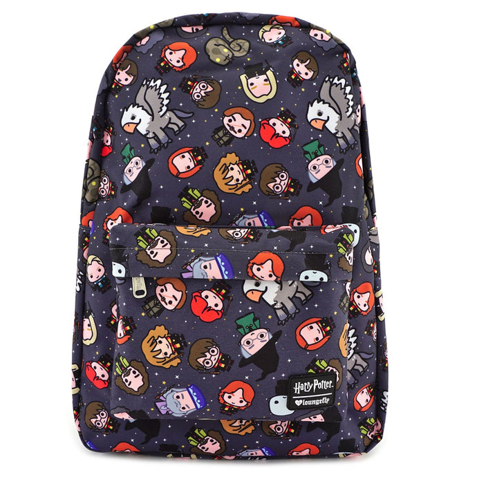 HARRY POTTER CHIBI PRINT BACKPACK