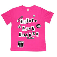 "Kid's ""Future Punk Rocker"" Tee"