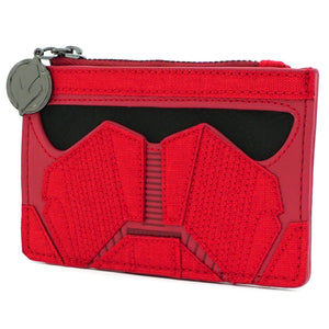 STAR WARS RED SITH CARD HOLDER