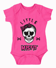 "Kid's ""Little Misfit"" Onesie"