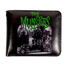 MUNSTER FAMILY COACH WALLET