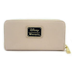 """Disney Belle Debossed Wallet"""