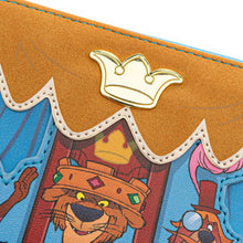 DISNEY ROBIN HOOD ARCHERY TOURNAMENT WALLET